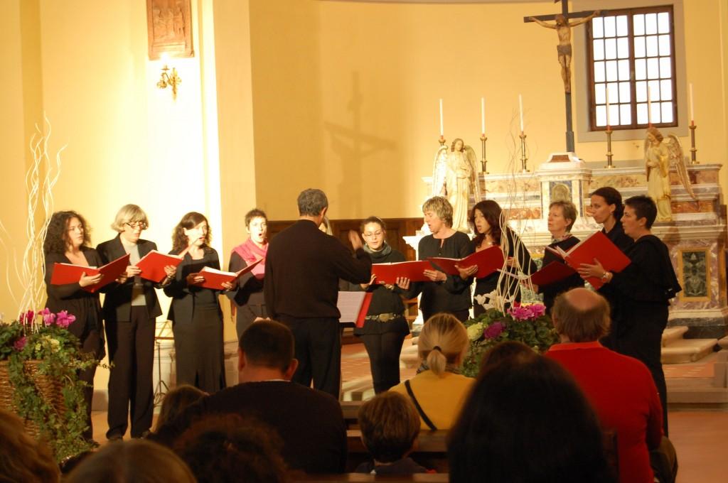Rassegna del 12 ottobre 2008, Chiesa della SS. Annunziata, Firenzuola