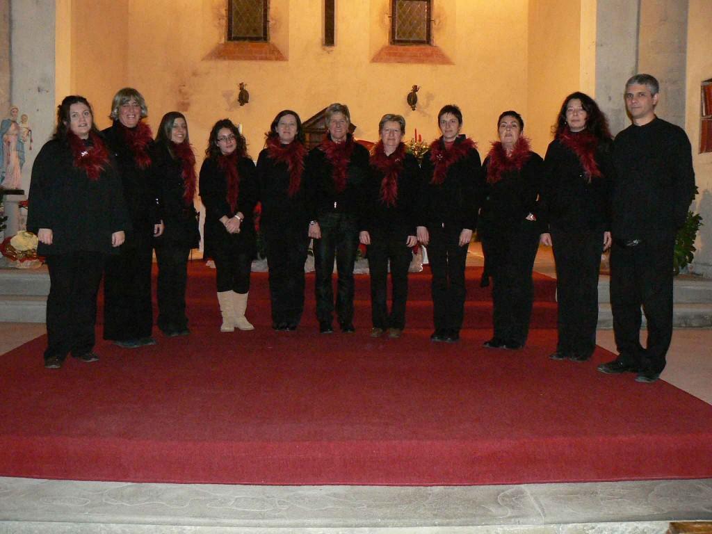 26/12/2008, Concerto di S. Stefano, Pieve di Cornacchiaia, Firenzuola